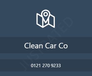 Clean Car Co