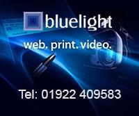 Bluelight Design Web Design & Print