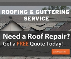 ROOFING & GUTTERING SERVICE
