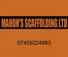 Mahon's Scaffolding Ltd