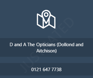 D&A The Opticians (Dollond & Aitchison)