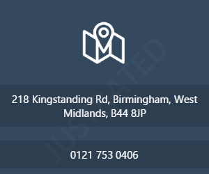 218 Kingstanding Rd, Birmingham, West Midlands, B44 8JP