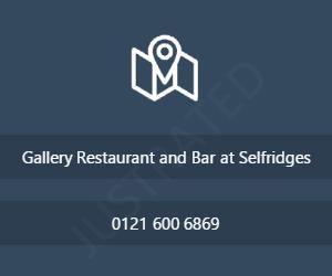 Gallery Restaurant & Bar at Selfridges