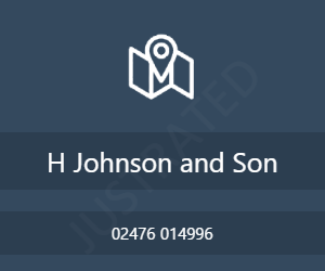 H Johnson & Son