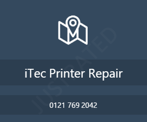 iTec Printer Repair