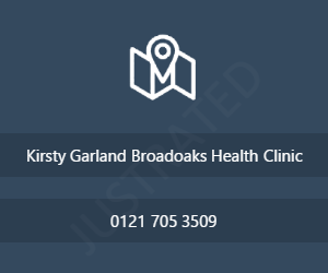 Kirsty Garland Broadoaks Health Clinic