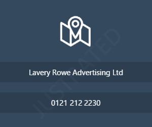 Lavery Rowe Advertising Ltd