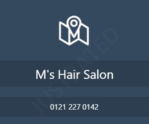 M's Hair Salon