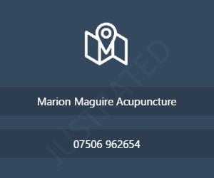 Marion Maguire Acupuncture