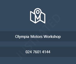 Olympia Motors Workshop