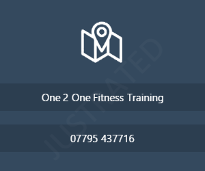 One 2 One Fitness Training