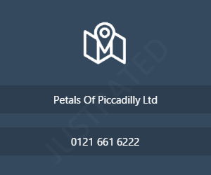 Petals Of Piccadilly Ltd