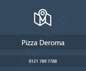 Pizza Deroma