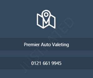 Premier Auto Valeting