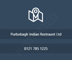 Purbobagh Indian Restraunt Ltd