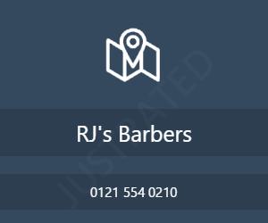 RJ's Barbers