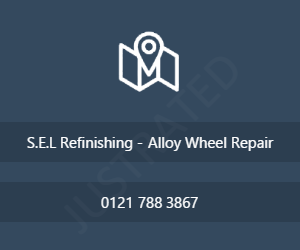 S.E.L Refinishing - Alloy Wheel Repair