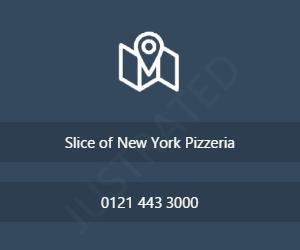 Slice of New York Pizzeria