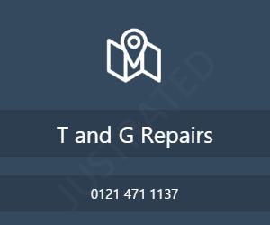 T & G Repairs