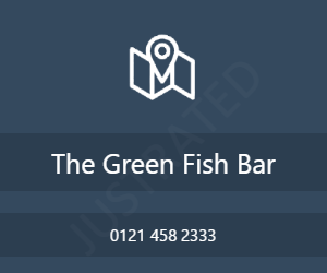 The Green Fish Bar