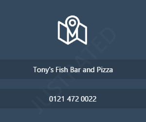 Tony's Fish Bar & Pizza