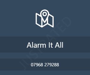 Alarm It All