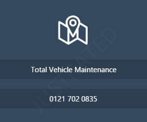 Total Vehicle Maintenance