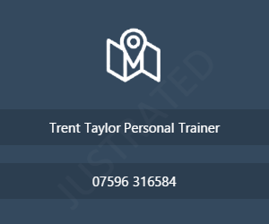 Trent Taylor Personal Trainer