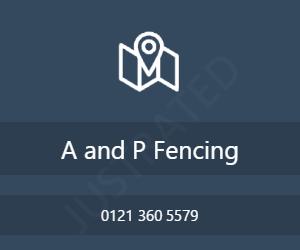 A & P Fencing
