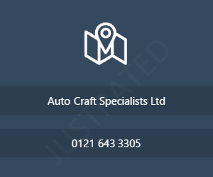 Auto Craft Specialists Ltd