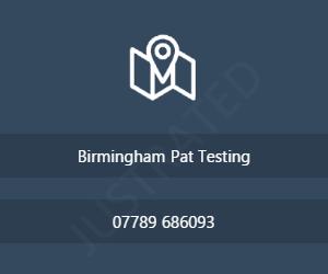 Birmingham Pat Testing