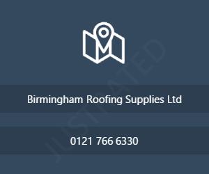 Birmingham Roofing Supplies Ltd