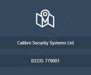 Calibre Security Systems Ltd