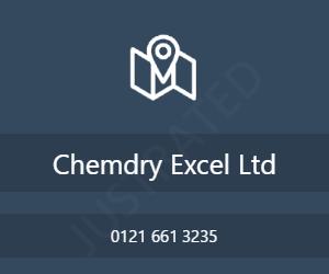 Chemdry Excel Ltd