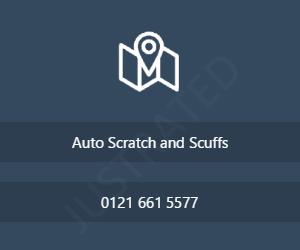 Auto Scratch & Scuffs