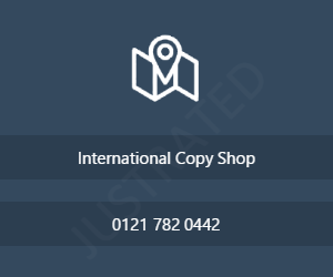 International Copy Shop