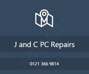 J & C PC Repairs