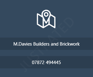 M.Davies Builders & Brickwork