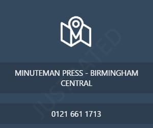 MINUTEMAN PRESS - BIRMINGHAM CENTRAL