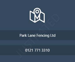 Park Lane Fencing Ltd