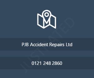 PJB Accident Repairs Ltd
