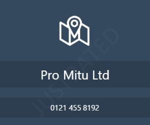 Pro Mitu Ltd