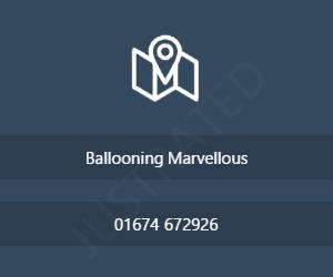 Ballooning Marvellous