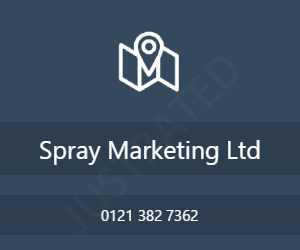 Spray Marketing Ltd