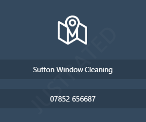Sutton Window Cleaning