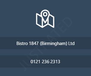 Bistro 1847 (Birmingham) Ltd