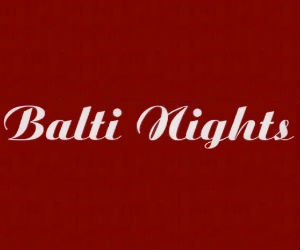 Balti Nights